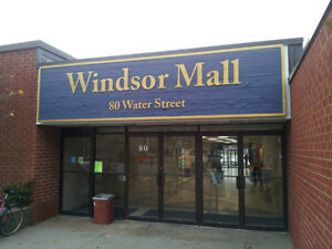 Space in the Windsor Mall