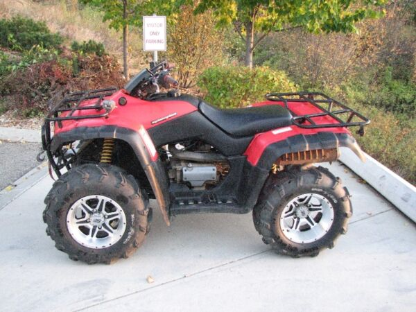 Used 2002 Honda TRX Rancher 350