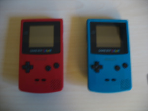 Console game boy color (2 couleurs)