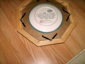 Collector Plates, Framed Pictures,  Art, Mirrors Etc Sarnia Sarnia Area image 2