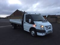 56 plate Ford Transit T350 Pick up 115ps 6 speed