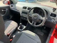 2014 Volkswagen Polo 1.2 MATCH EDITION 3d 69 BHP Hatchback Petrol Manual
