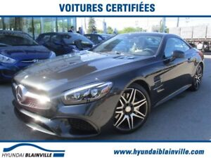 Mercedes-Benz SL550 AMG PACKAGE + PREMIUM PACKAGE 2017
