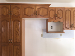 full set kitchen cabinets