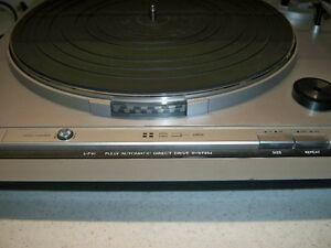 JVC DIRECT DRIVE TURNTABLE-VINTAGE Edmonton Edmonton Area image 4