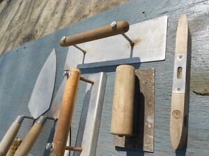 CEMENT HAND TOOLS