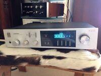 Pioneer SA-620 amplifier, blue line series