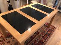 Stunning Granite dining table