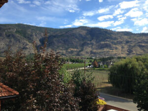 Snowbirds, this Osoyoos Villa is your winter destination!