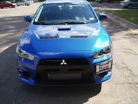 WANTED: Mitsubishi Lancer Ralliar 2009+/GT 2012+ Front Bumper