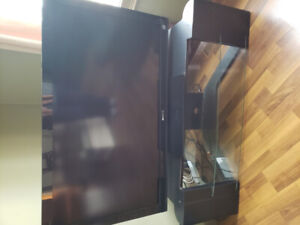 """46"""" Sony TV +TV Stand"""