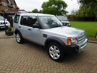 56 Reg Land Rover Discovery 3 2.7TD V6 Auto HSE