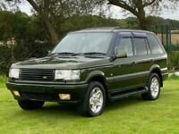 LAND ROVER RANGE ROVER 4.6 INVESTABLE * AUTOBIOGRAPHY EDITION * LEATHER SEATS