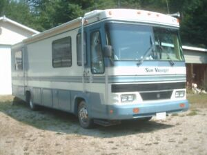 For Sale 1993 Sun Voyager Motorhome