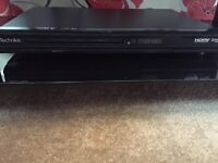 """50"""" technical tv , dvd player and television stand"""