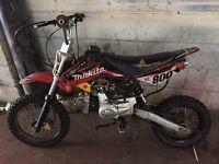 125cc pit bike £190 ONO
