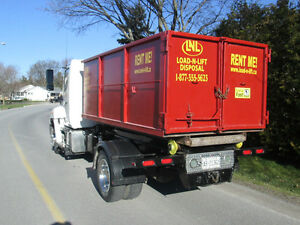 Shannonville Bin Rentals by Load-N-Lift Disposal Belleville Belleville Area image 2