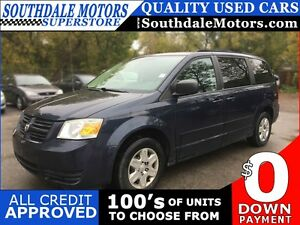 2009 DODGE GRAND CARAVAN SE * STOW N GO * DVD * REAR AC * 7 PASS