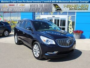 2015 Buick Enclave Premium | Like New | PST Paid  - Leather Seat