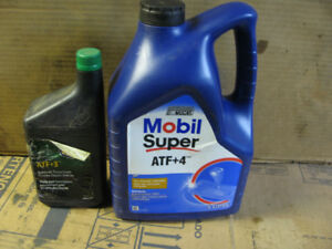 6 liters Dodge/Chrysler ATF+4 transmission oil