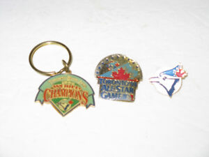 OLDER TORONTO BLUEJAYS ITEMS ~ ALL STAR GAME ~ WORLD CHAMIONS