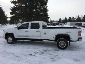 2007 Chevrolet Silverado 3500HD DUALLY LT  (613)678-0433