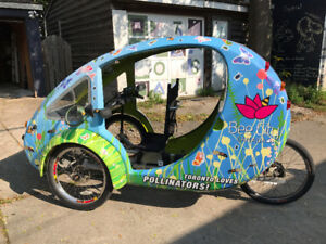 Motorized ELF-Solar and pedal powered hybrid vehicle A MUST SEE