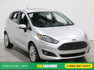 2014 Ford Fiesta SE AUTO MAGS A/C GR ELECT BLUETOOTH TOIT OUVRAN