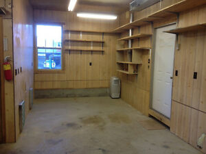 Wood Shop space with spray room for rent Kawartha Lakes Peterborough Area image 3