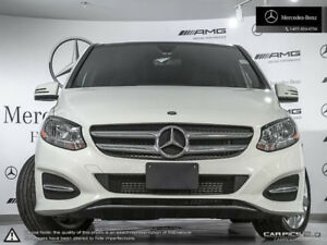 Reduced! 2015 Mercedes-Benz B 250 4Matic Sports Tourer