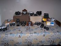 Camera Collection..........NEW  LOWER PRICE!!!