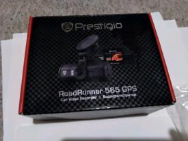 Dash camera with gps