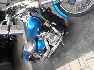 2007 Honda shadow spirit 750