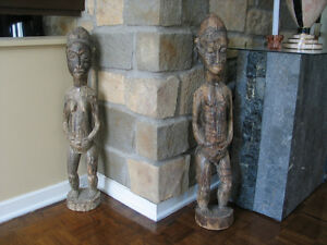 ART AFRICAIN / SCULPTURES / AFRICAN ART West Island Greater Montréal image 4
