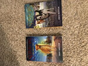 Books one and two from the Survivors Collection.