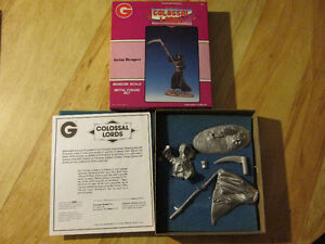 Grenadier Models Metal Lead COLOSSAL LORDS Grim Reaper GW Pewter