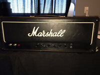 Marshall JCM800 - 100 watt head