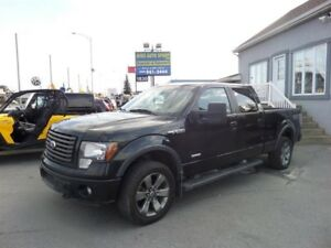 2012 Ford F-150 4WD SuperCrew FX4