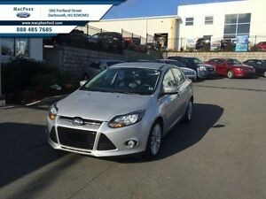 2012 Ford Focus Titanium   - trade-in -