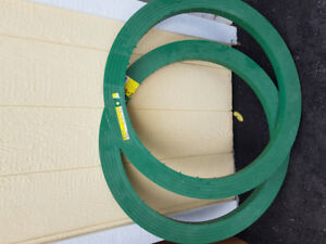 FREE - 2 brand new septic adapter rings 24""