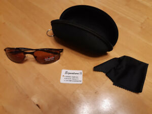 Signature II Sunglasses Brand New