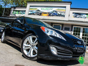 SALE! '10 Hyundai Genesis Premium, Leather, Roof! Only $88/Pmts!