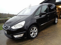 Ford Galaxy 2.0TDCi ( 140ps ) auto POWERSHIFT 2010.5MY Titanium