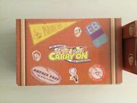 The Carry On Films Complete Collection with Storage/Carry Boxes