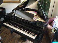Samick grand piano