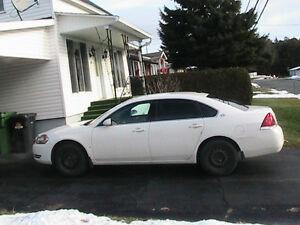 2008 Chevrolet Impala Berline