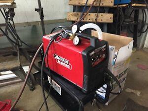 Mig welder for sale  Linclon 140