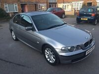Bmw compact 1.6 bargain 54 plate