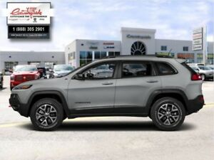 2018 Jeep Cherokee Trailhawk 4x4  - Leather Seats