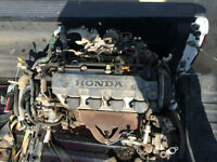 2002 Honda Civic 1.7 litre engine No VTech 249,000K